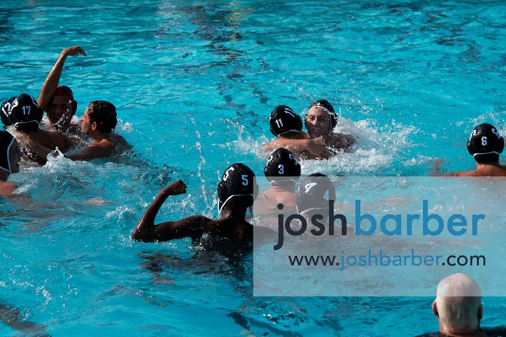 Foothill team at William Woollett Jr. Aquatic Center on Saturday, November 10, 2018 in Irvine, Calif. (Photo by Josh Barber, Contributing Photographer)