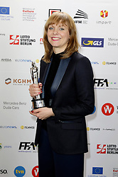 December 10, 2016 - Wroclaw, Lower Silesian, Deutschland - Maren Ade attends the 29th European Film Awards 2016 at the National Forum of Music on December 10,2016 in Wroclaw, Poland. (Credit Image: © Future-Image via ZUMA Press)