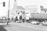 1971 NW corner of Hollywood Blvd. & Cahuenga Blvd.