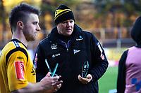 Fotball , 11. November , Adeccoligaen , 1. Divisjon<br /> Notodden - Start<br /> Mons Ivar Mjelde - Trener , Start<br /> Foto: Sjur Stølen , Digitalsport