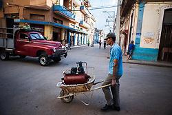 June 18, 2017 - communism and everyday life in Cuba (Credit Image: © David Tesinsky via ZUMA Wire)