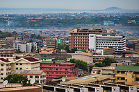 Accra City Centre Rooftops