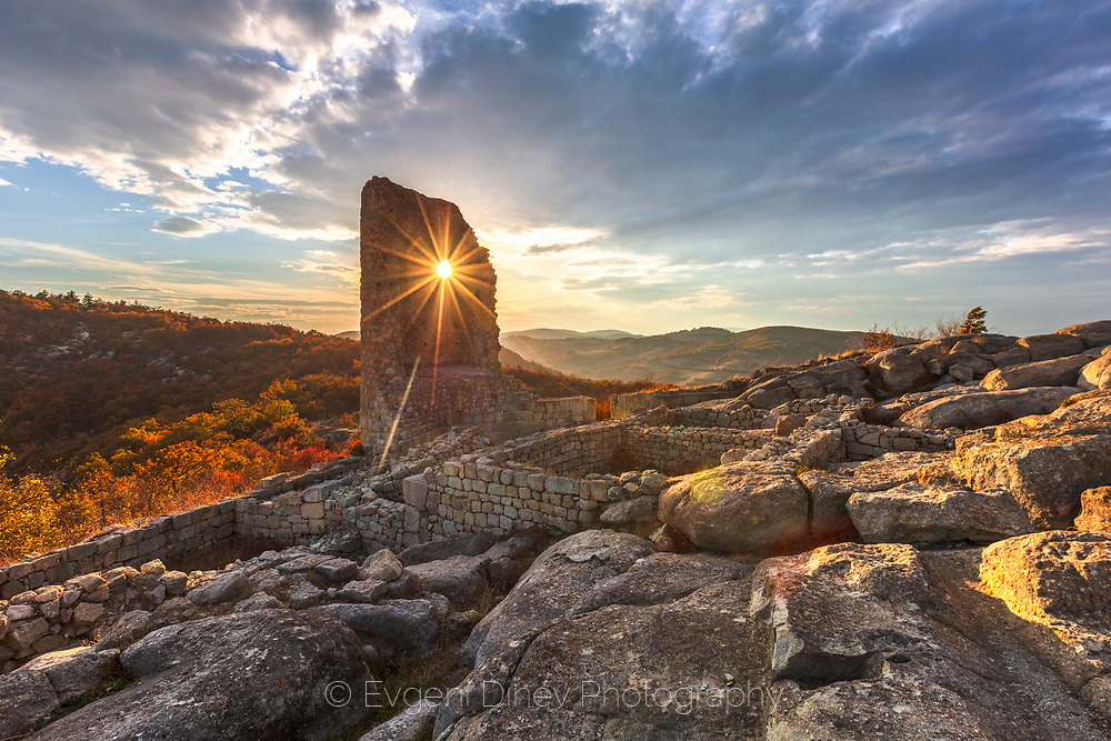 Ancient Thracian city of Perperikon is the largest megalith ensemble site in the Balkans