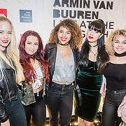 NLD/Amsterdam/20161021 - Armin van Buuren Live at the Van Gogh Museum, GRLBND - The Next Boy / Girl Band
