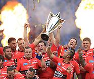 Clermont Auvergne v RC Toulonnais 020515