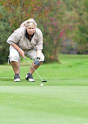 05.10.2010, Golfclub, Zell am See Kaprun, AUT, European Paragolf Championships 2010, im Bild Tineke Loogmann, NED, EXPA Pictures © 2010, PhotoCredit: EXPA/ J. Feichter