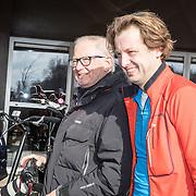 NLD/Biddinghuizen//20170305 - De Hollandse 100 - Stichting Lymph & Co 2017, Meester Pieter van Vollenhoven en zijn zoon Prins Floris