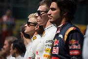 April 10-12, 2015: Chinese Grand Prix - Daniil Kvyat, (RUS), Red Bull-Renault