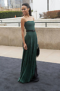 Zoe Saldana arrives at The Metropolitan Opera's 125th Anniversary Gala and Placido Domingo's 40th Anniversary Celebration underwritten by Yves Saint Laurent held at The Metropolitian Opera House, Lincoln Center on March 15, 2009 in New York City.