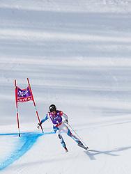 18.01.2013, Olympia delle Tofane, Cortina d Ampezzo, ITA, FIS Weltcup Ski Alpin, Abfahrt, Damen, 1. Training, im Bild Lara Gut (SUI) // Lara Gut of Switzerland in action during 1st practice of the ladies Downhill of the FIS Ski Alpine World Cup at the Olympia delle Tofane course, Cortina d Ampezzo, Italy on 2013/01/18. EXPA Pictures © 2013, PhotoCredit: EXPA/ Johann Groder