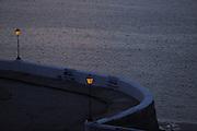 Sao Luis_MA, Brasil.<br /> <br /> Fim do dia visto do Centro Historico de Sao Luis, Maranhao.<br /> <br /> The sunset in historical center in Sao Luis, Maranhao.<br /> <br /> Foto: LEO DRUMOND / NITRO