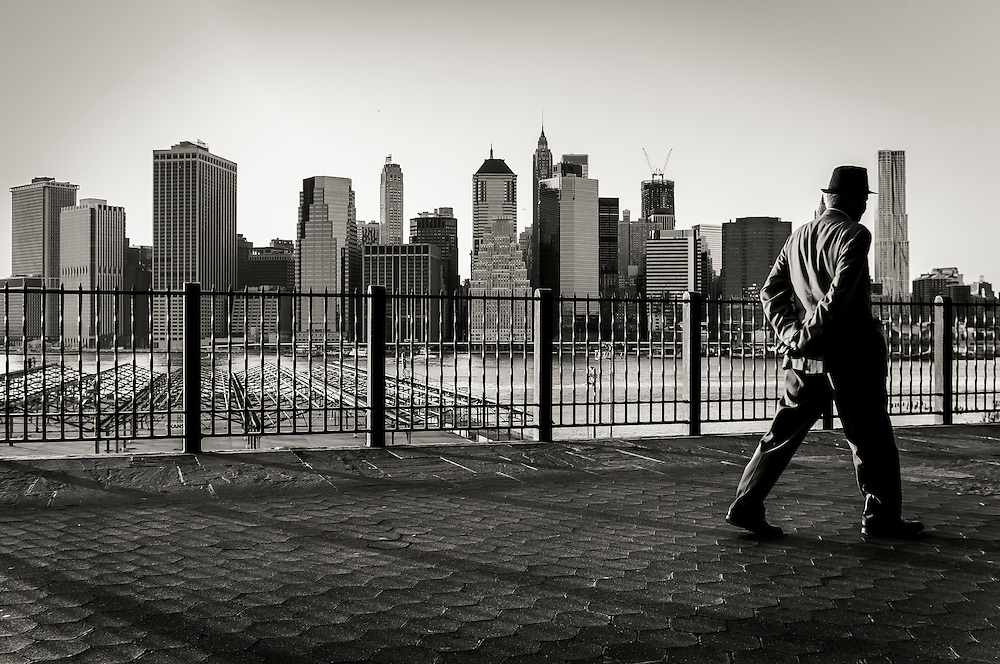 The Old Man and the City, New York