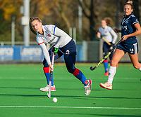 AMSTELVEEN - Laurien Leurink (SCHC) tijdens de competitie hoofdklasse hockeywedstrijd dames, Pinoke-SCHC (1-8) . COPYRIGHT KOEN SUYK