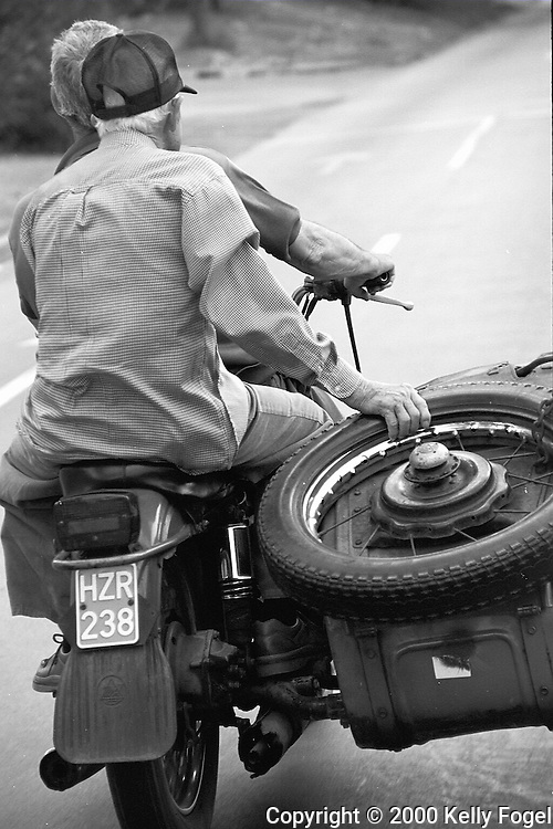 Havana, Cuba January 2000