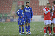 Rotherham United v Cardiff City 090221