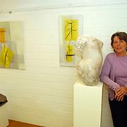 Nieuwe galerie Keucheniusstraat Fanny Kiezenberg