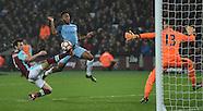 West Ham United v Manchester City 060117