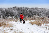 Wisconsin Winter Stock Photography by Mike Roemer