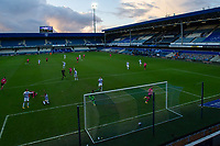Football - 2020 / 20-21 Sky Bet Championship - Queens Park Rangers vs Derby County - Kiyan Prince Foundation Stadium<br /> <br /> Colin Kazim-Richards of Derby County scores the only goal.<br /> <br /> COLORSPORT