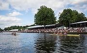 Henley Royal Regatta, Henley on Thames, Oxfordshire, 28 June - 2 July 2017.  Saturday  16:17:54   01/07/2017  [Mandatory Credit/Intersport Images]<br /> <br /> Rowing, Henley Reach, Henley Royal Regatta.<br /> <br /> The Women's Four<br />  Hollandia Roeiclub, Netherlands v  Vesper Boat Club and Princeton National Rowing Association, U.S.A.