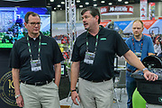 GIE+EXPO 2019, captured for Landscape Management Magazine/North Coast Media Thursday, Oct. 17, 2019, at the Kentucky Exposition Center in Louisville, Ky. (Photo by Brian Bohannon)