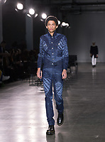 Stefan Cooke, Catwalk show at  London Fashion Week Men's, Truman Brewery Brick Lane London