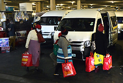 South Africa - Coronavirus - Pretoria - 03 June 2020 - The City of Tshwane plea with comuters, taxis and buses to comply with level3 lockdown regulations.<br /> Picture: Oupa Mokoena/African News Agency (ANA)