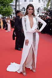 Cannes - Cleavages - Iris Mittenaere attending the Plaire, Aimer et Courir Vite Premiere held at the Palais des Festivals as part of the 71st annual Cannes Film Festival on May 10, 2018 in Cannes, France. Photo by Aurore Marechal/ABACAPRESS.COM