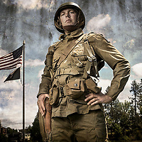 Shane Orser, a Smokejumper out of Redmond, is planning on participating in a commemorative D-Day invasion jump in Normandy in June. The jumpers involved intend to use the same jump spots used in WWII as well as similar equipment.