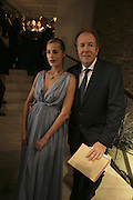 Yasmin le Bon and Bruce Dundas, THE CHRISTMAS PARTY CELEBRATING THE 225TH ANNIVERSARY OF ASPREY. 167 NEW BOND ST. LONDON W1. 7 DECEMBER 2006. ONE TIME USE ONLY - DO NOT ARCHIVE  © Copyright Photograph by Dafydd Jones 248 CLAPHAM PARK RD. LONDON SW90PZ.  Tel 020 7733 0108 www.dafjones.com