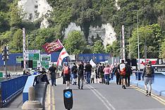 Dover Protest