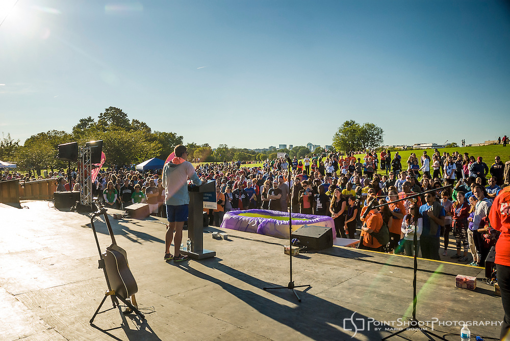 2015 Washington DC Out of The Darkness Walk