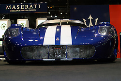 09 February 2006:  Maserati Race car.....Chicago Automobile Trade Association, Chicago Auto Show, McCormick Place, Chicago IL