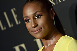 ELLE Women In Hollywood. Beverly Wilshire Four Seasons Hotel, Beverly Hills, California. Pictured: Renee Bargh. EVENT October 14, 2019. 14 Oct 2019 Pictured: Issa Rae. Photo credit: AXELLE/BAUER-GRIFFIN / MEGA TheMegaAgency.com +1 888 505 6342