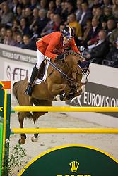 Fellers Rich (USA) - Flexible<br /> Rolex FEI World Cup™ Jumping Final 2012<br /> 'S Hertogenbosch 2012<br /> © Dirk Caremans