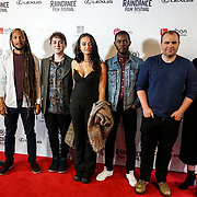 London, UK, 20th September 2017. 25x25 attend Raindance 25th Film Festival Opening Gala at VUE Leicester Square.