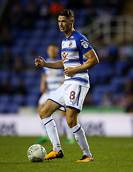 Reading's George Evans in action