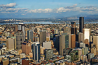 Skylines of Seattle & Bellevue