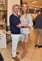 JASPER CONRAN and VISCOUNTESS ROTHERMERE at the launch of A Season In France hosted by Jasper Conran at The Conran Shop, 81 Fulham Road, London on 1st May 2014.