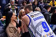 Paulius Sorokas<br /> Banco di Sardegna Dinamo Sassari - Openjobmets Varese<br /> Legabasket LBA Serie A 2019-2020<br /> Sassari, 12/01/2020<br /> Foto L.Canu / Ciamillo-Castoria