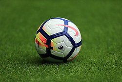 The match ball rests on the pitch - Mandatory by-line: Paul Roberts/JMP - 16/09/2017 - FOOTBALL - The Hawthorns - West Bromwich, England - West Bromwich Albion v West Ham United - Premier League