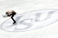 Misha GE UZB <br /> Men Short Program <br /> Milano 22/03/2018 Assago Forum <br /> Milano 2018 - ISU World Figure Skating Championships <br /> Foto Andrea Staccioli / Insidefoto