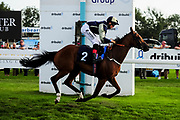 Singing The Blues ridden by Angus Villiers and trained by Rod Millman in the Visit Valuerater.Co.Uk Nursery Handicap race.  - Ryan Hiscott/JMP - 15/09/2019 - PR - Bath Racecourse - Bath, England - Race Meeting at Bath Racecourse