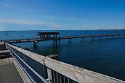 Boardwalk, Bellingham Bay, WA