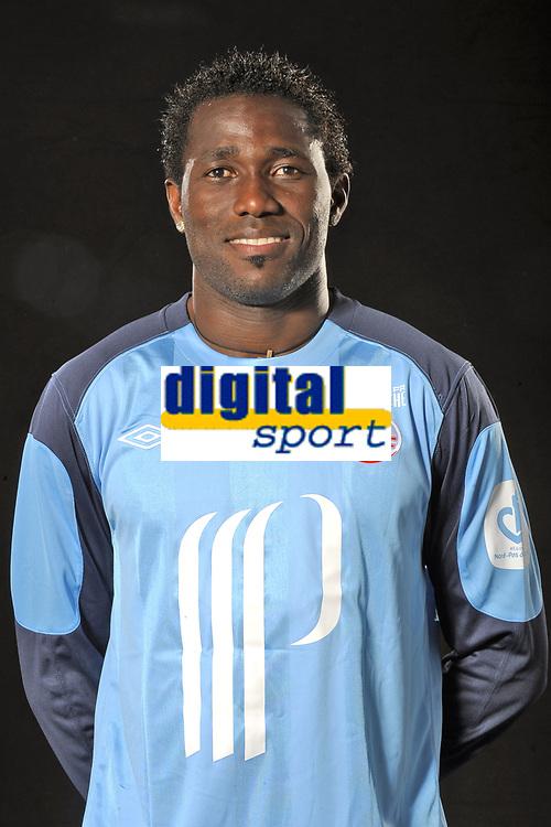 FOOTBALL - FRENCH CHAMPIONSHIP 2010/2011 - PHOTOS OFFICIELLES LILLE OSC - 9/07/2010 - PHOTO LILLE OSC / DPPI - BAREL MOUKO