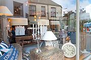 Padstow shop window