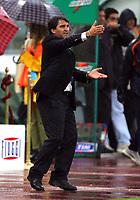 Fotball<br /> Serie A Italia<br /> 02.10.2005<br /> Roma v Siena 2-3<br /> Foto: Graffiti/Digitalsport<br /> NORWAY ONLY<br /> <br /> Siena trainer Luigi De Canio
