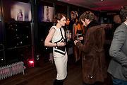 RUTH WILSON; LUKE TREADAWAY, InStyle Best Of British Talent , Shoreditch House, Ebor Street, London, E1 6AW, 26 January 2011