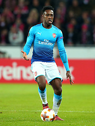 Danny Welbeck of Arsenal - Mandatory by-line: Robbie Stephenson/JMP - 23/11/2017 - FOOTBALL - RheinEnergieSTADION - Cologne,  - Cologne v Arsenal - UEFA Europa League Group H