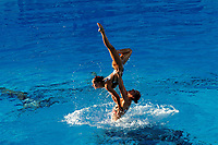 Synkronsvømming<br /> Foto: Dppi/Digitalsport<br /> NORWAY ONLY<br /> <br /> XI FINA WORLD CHAMPIONSHIPS MONTREAL 2005 - 18-31/07/2005 <br /> <br /> SYNCHRONIZED SWIMMING - RUSSIA / WINNER